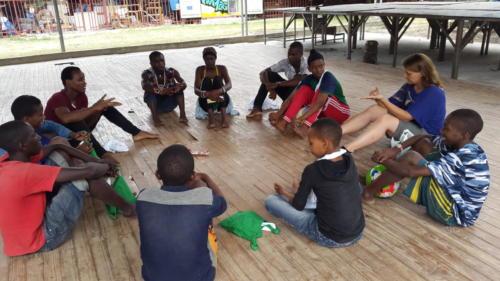 Participatief Drama training